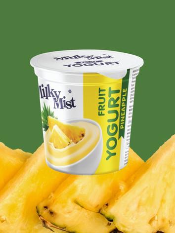 Pineapple Yogurt