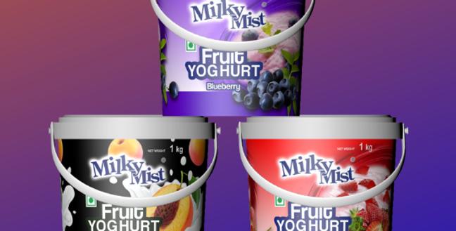 Fruit Yogurt - Bucket