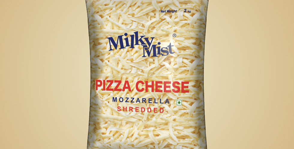 Mozzarella Shredded (Pizza Cheese)