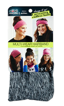 1-Pk Multiwear Headwrap