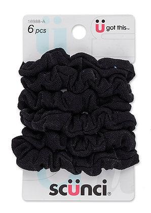 6 Pk MN SLKY Twisters Black