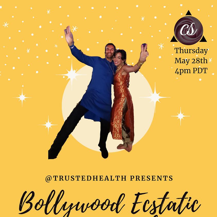 Bollywood Ecstatic Dance Playshop