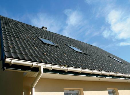 Как подобрать водосточную систему из ПВХ для частного дома.