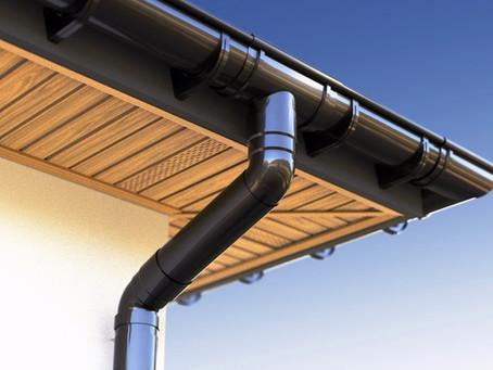Как подобрать диаметр трубы водостока для водосточной системы
