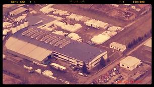 Завод в Кросно перед расширением.