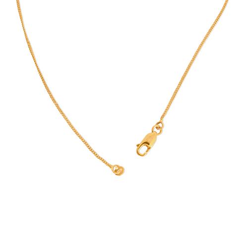 Rait Gold Fine Chain