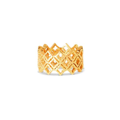 Maharani Ring Gold