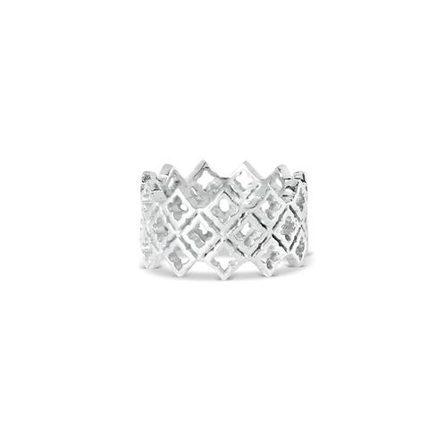 Maharani Ring Silver