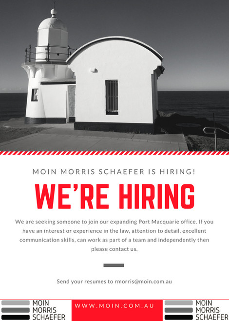 Employment Opportunity in Port
