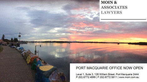 Port Macquarie Office Now Open!