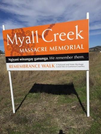 Myall Creek Massacre: 180th anniversary