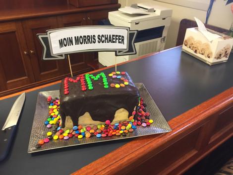 Cake to celebrate