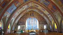 Kerkje in Alban