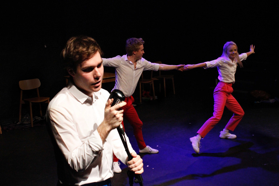 Messy Eaters