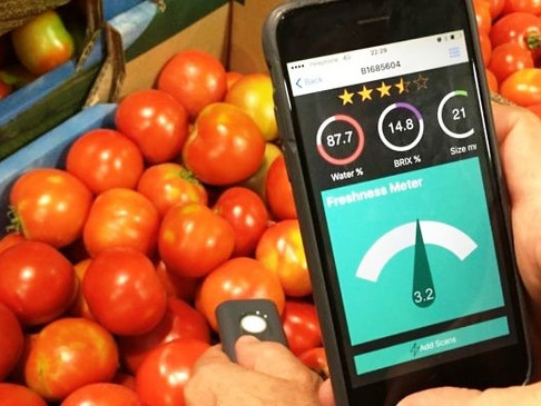 Clarifruit's App Can Pick Out Bad Fruits & Vegetables