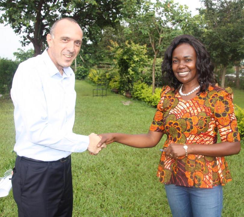 Israel-Africa Pioneers