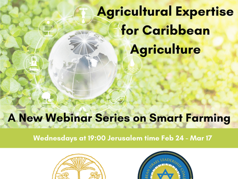 Looking back on a phenomenal few months: Smart Farming for the Caribbean