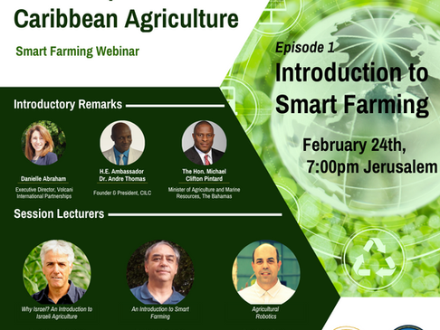 Bringing Smart Farming to the Caribbean
