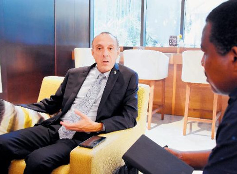 Envoy: My priority is to take Tanzania-Israel ties to greater levels