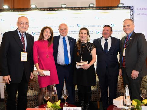 Conference of Presidents in Jerusalem 2019