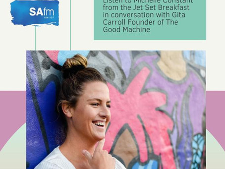 SAFM's Jet Set Breakfast - with Michelle Constant