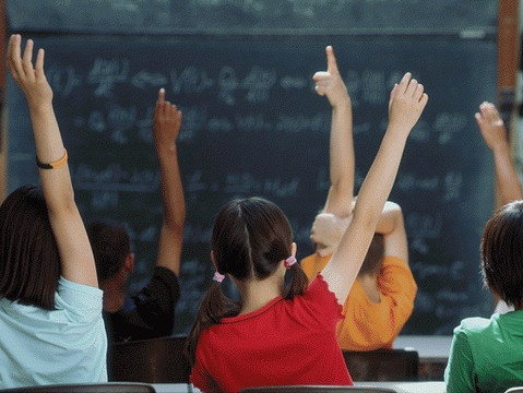 Толки о воспитании в школе
