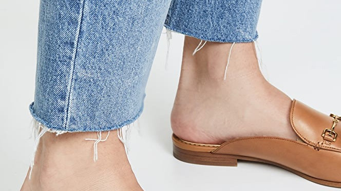 Sam Edelman Linnie Saddle Atanado Veg Leather Size 9.5