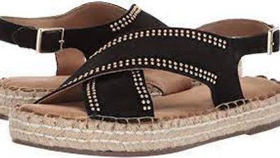 Aerosoles Women's Espresso Sandal Size 7