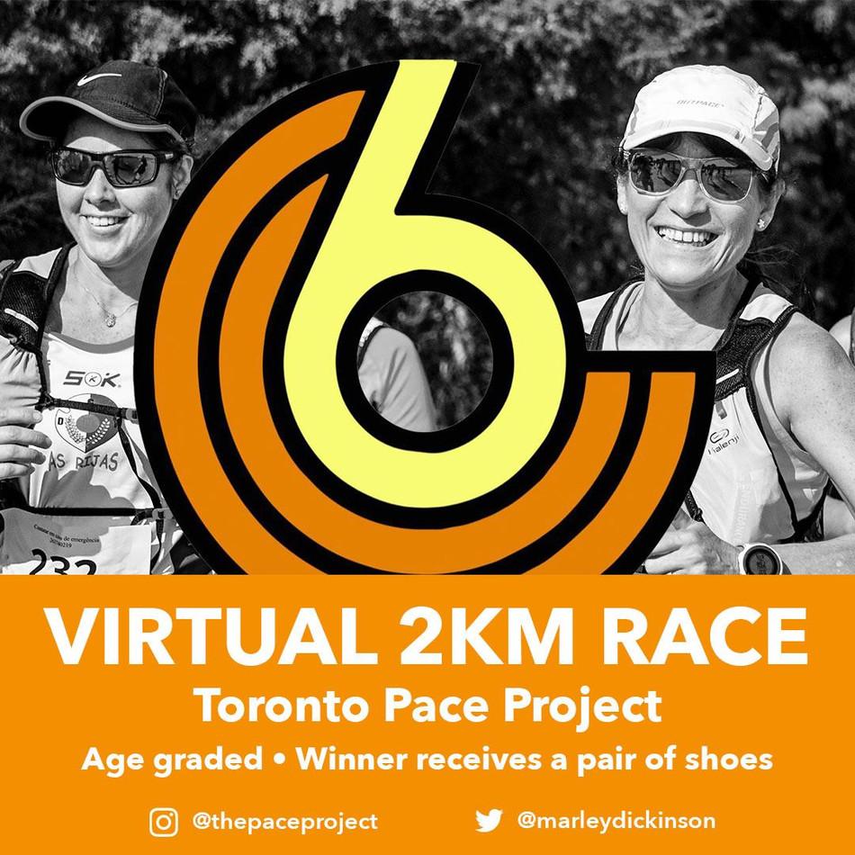 1st Annual TOPP 2KM Challenge