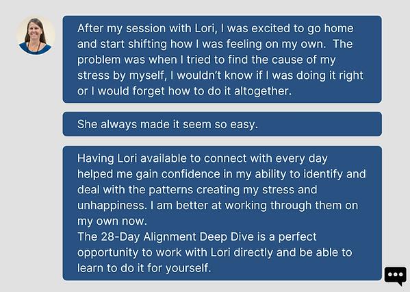 Brown Minimalist Client Testimonial Inst
