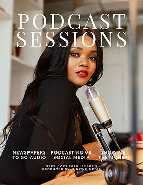The Podcast Sessions | Sept _ Oct | Iss