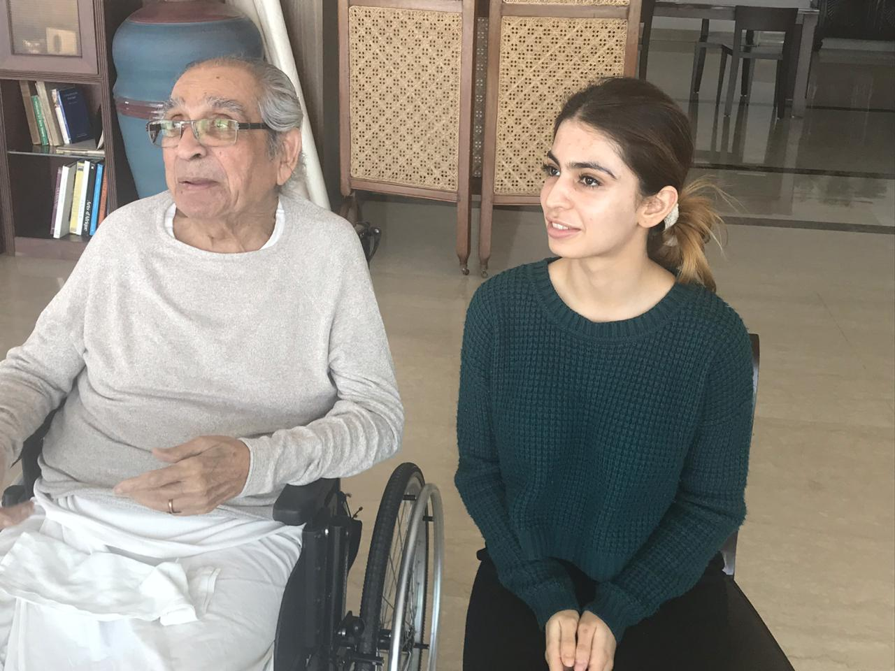Akbar Padamsee was much more than a mentor to me