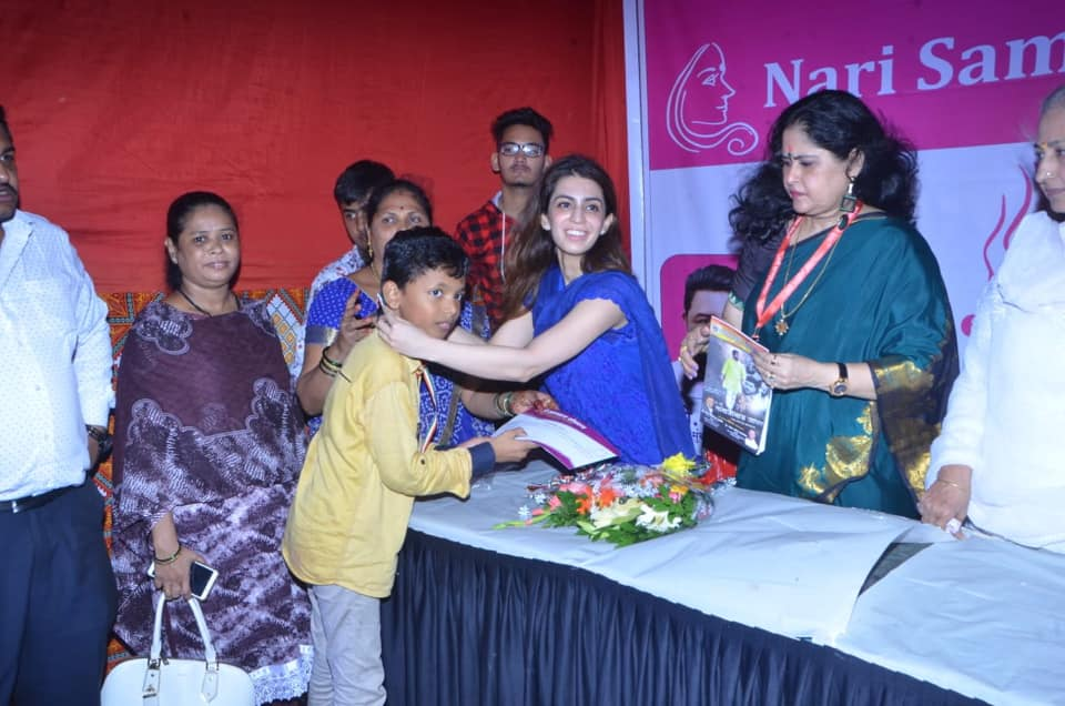 Ganpati Celebration 2019 with NGO kids