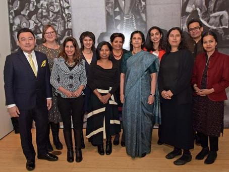 Aashna's conversations with a curator, art historian, and art critic - Zehra Jumabhoy!