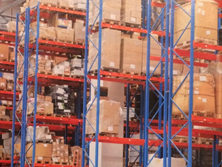 Managing Third Party Logistics - Fulfillment/Distribution- Centers (3PL)