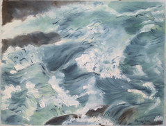 Ronquino watercolor-Green and blue II.jpg