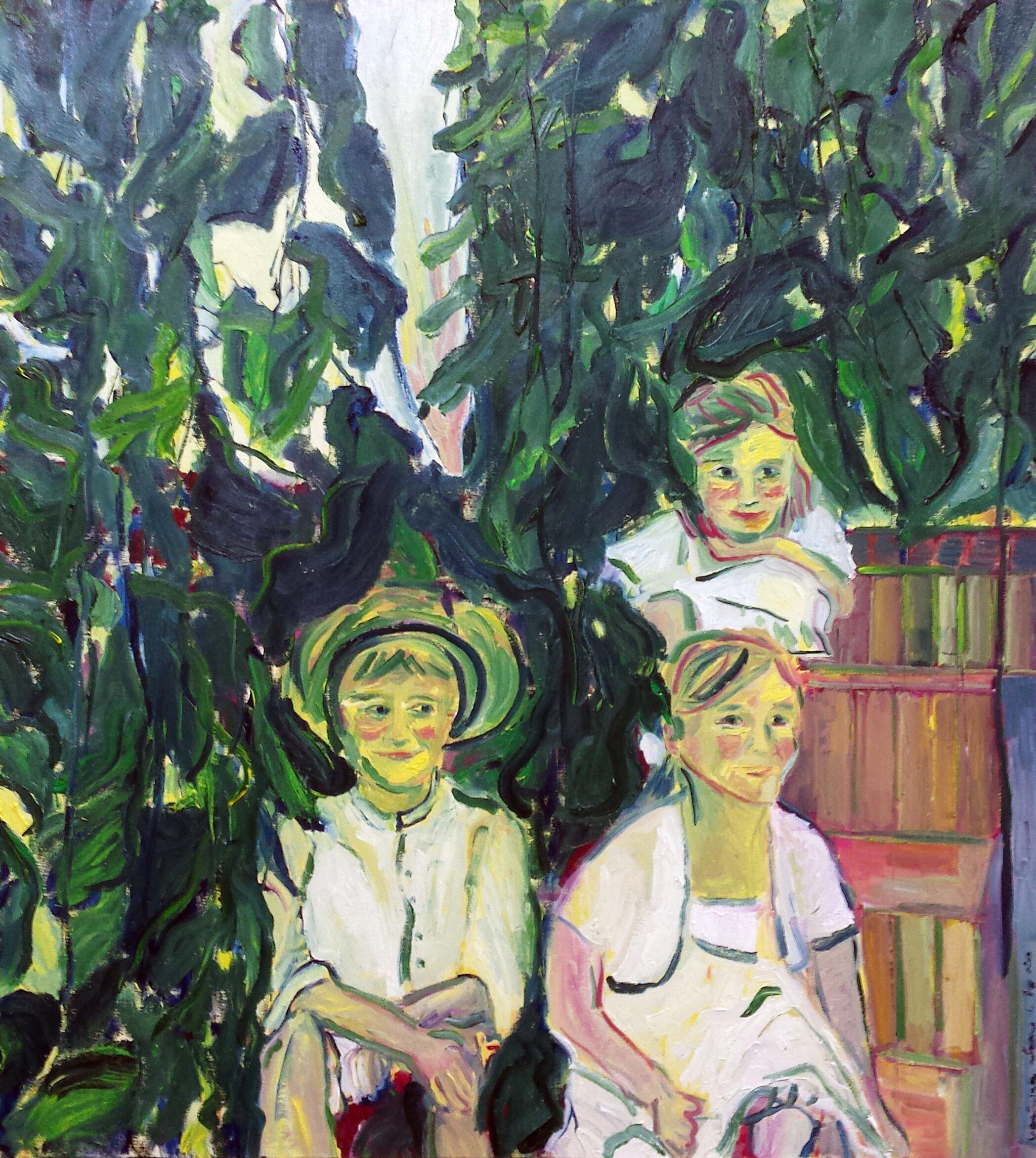 Veronica Alonso de los Rios_Oil painting