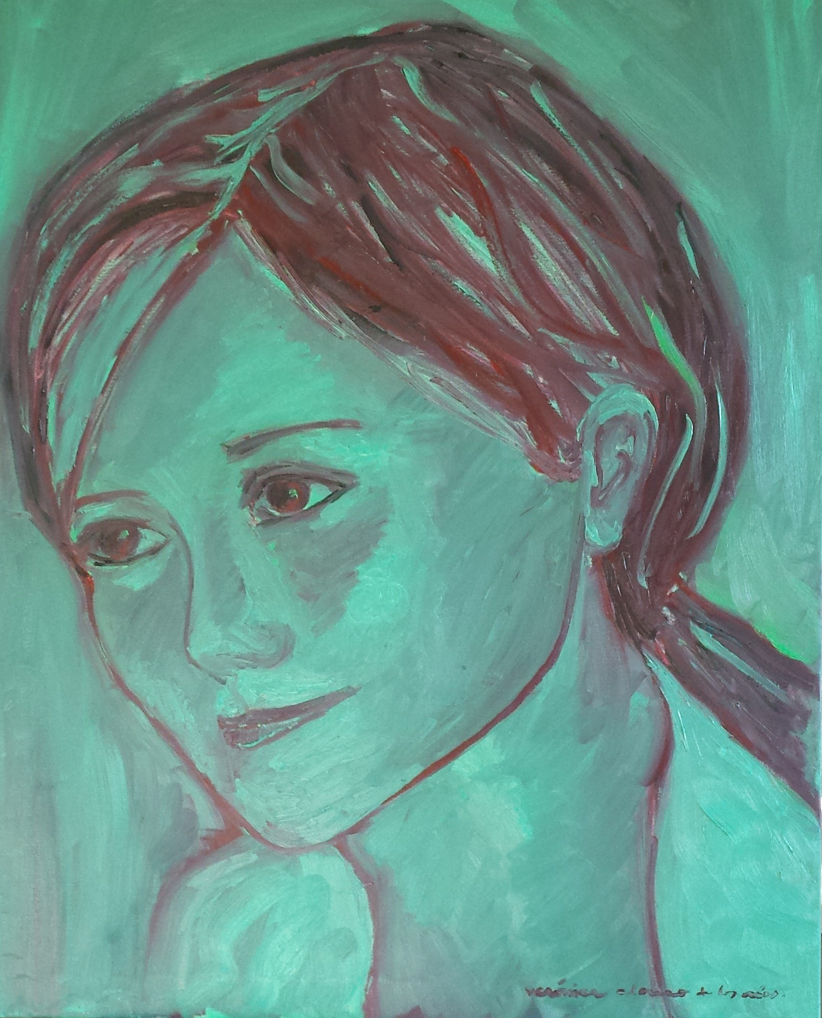 Portrait, Valentina
