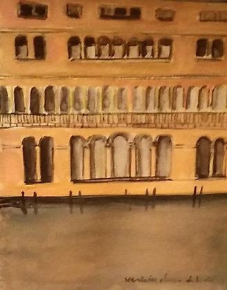 Venetizian palace ochre