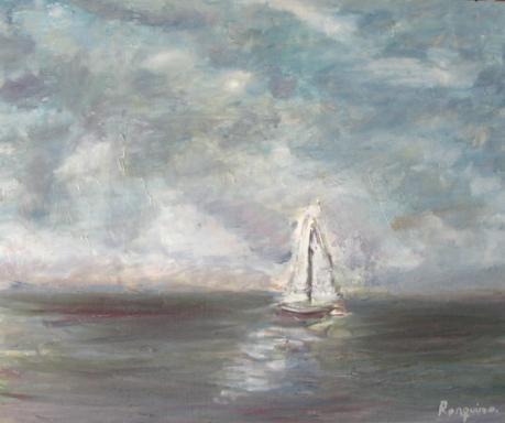 Un_navegante_solitario_-_Óleo_sobre_lien