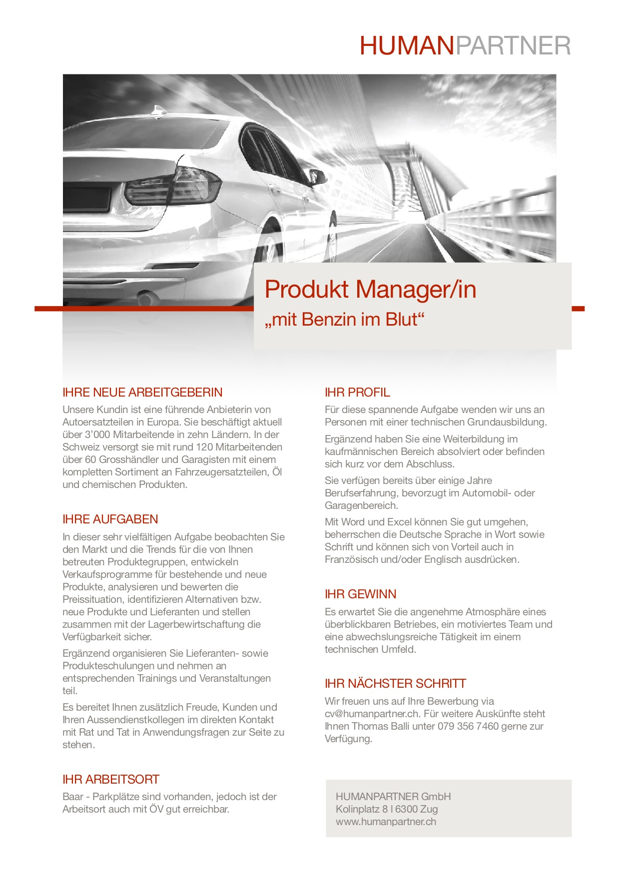 Produkt ManagerIn - 2018