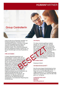 Group ContollerIn