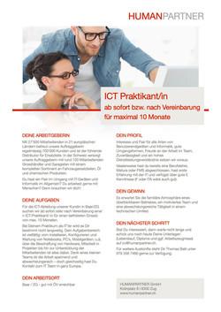 ICT Praktikum - 2019