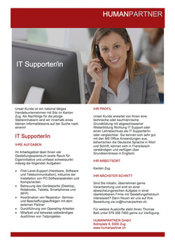 IT Support 2017