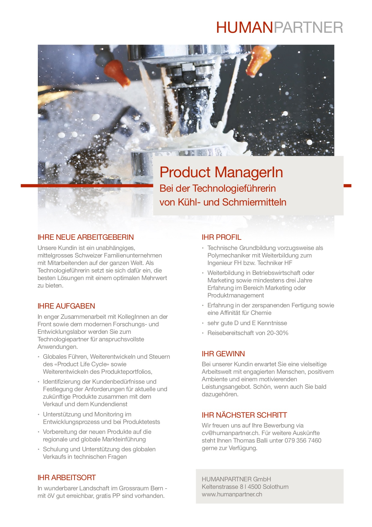 Product ManagerIn - 2018