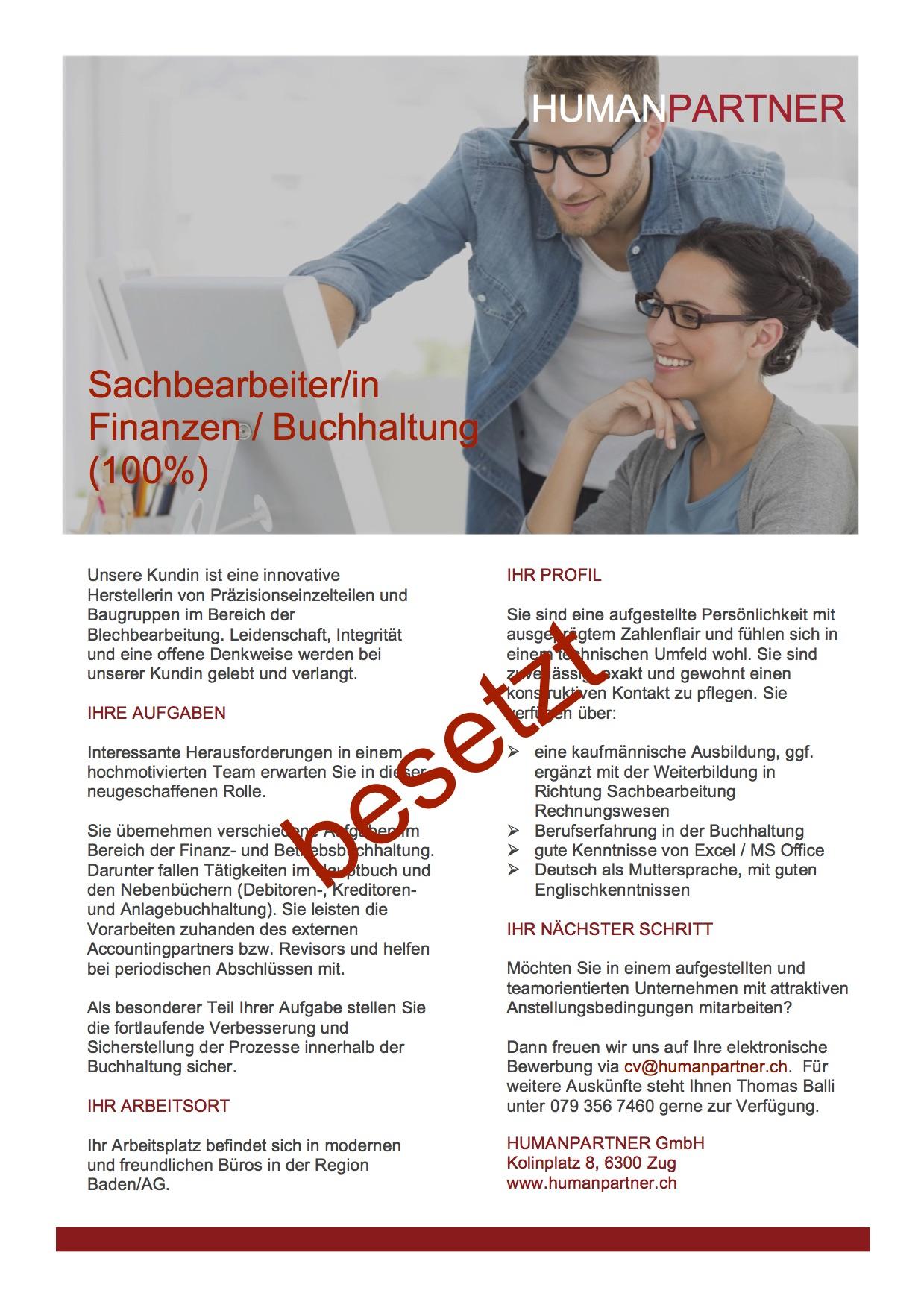 SB besetzt 2017
