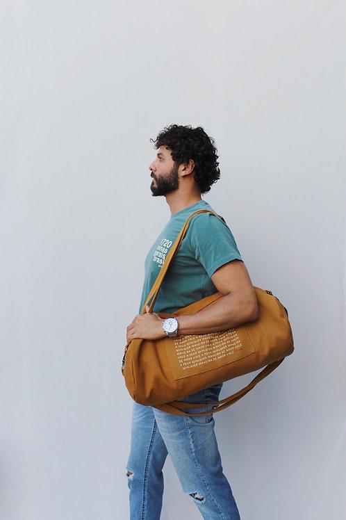 bolsa de viagem qualquer maneira