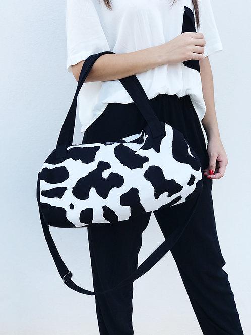 mala de mão de vaca