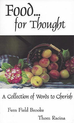 Books 2 Cherish Food for Thought