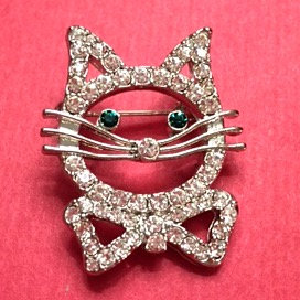 Kitty with Bling!